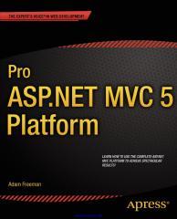 Pro ASP.NET MVC 5 Platform.pdf