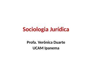 Sociologia Jurídica Revolução Francesa e Industrial.pptx