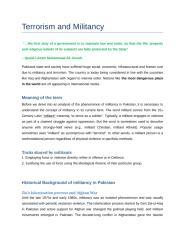 Terrorism and militancy.docx