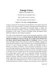Energy Crisis.doc