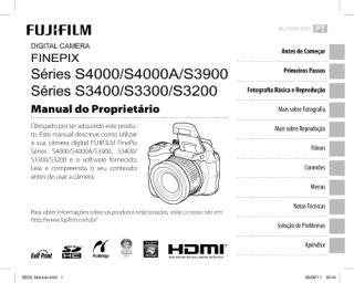 Manual Fuji S3200 S3300 S3400 S3900 S400 Portugues.pdf