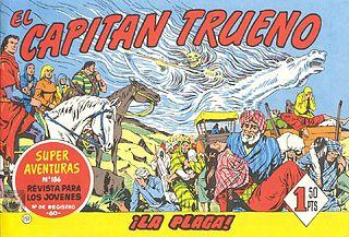 el capitán trueno 151-160.cbr